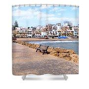 Selinunte - Sicily Shower Curtain