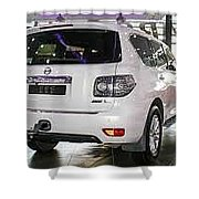 Selling Car In Dubai Is Easy Now  Shower Curtain