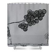 Selling Dreems Shower Curtain