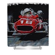 Sempre Lorenzo Shower Curtain