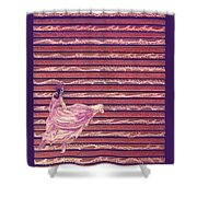 Senorita Dance Shower Curtain
