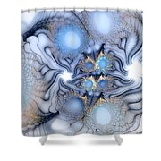 Sensorial Seduction Shower Curtain