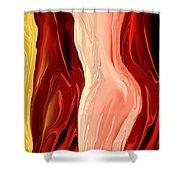 Sensual Shower Curtain