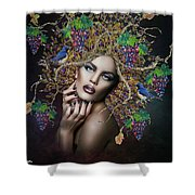 Sensually Sweet 02 Shower Curtain
