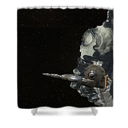 Sentran Archer Shower Curtain