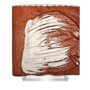 Sentry - Tile Shower Curtain