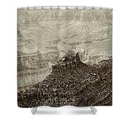 Sentry Of Centuries Shower Curtain