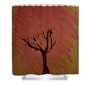 Separate Place Shower Curtain