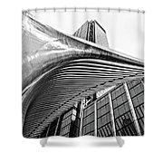 September 11 Memorial Shower Curtain