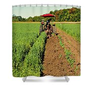 September 20-2016 Plowing Match  Shower Curtain