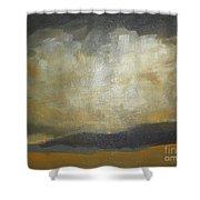 September Evening Shower Curtain