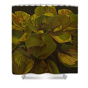 September Night Shower Curtain
