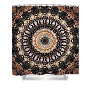 Sequence Of Time Shower Curtain