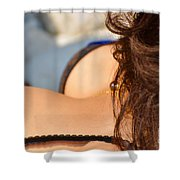Ser Mujer Shower Curtain