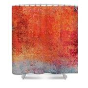 Ser. One #01 Shower Curtain