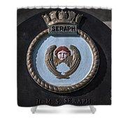 Seraph Shower Curtain