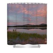 Serene Lake Shower Curtain