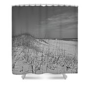 Serene Lookout Shower Curtain