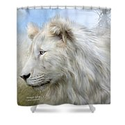 Serengeti Spirit Shower Curtain