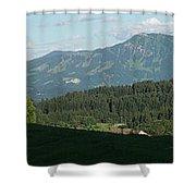 Beautiful Germany II Shower Curtain