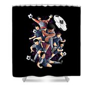 Series Shower Curtain