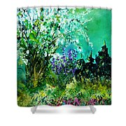 Seringa Shower Curtain