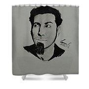 Serj Tankian Shower Curtain