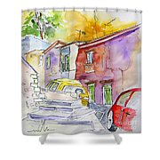 Serpa  Portugal 12 Shower Curtain