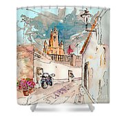 Serpa  Portugal 22 Shower Curtain