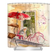 Serpa  Portugal 23 Shower Curtain