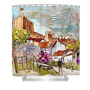 Serpa  Portugal 26 Shower Curtain