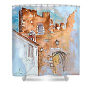 Serpa  Portugal 29 Shower Curtain
