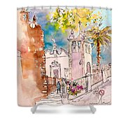 Serpa  Portugal 31 Shower Curtain
