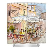 Serpa  Portugal 39 Shower Curtain