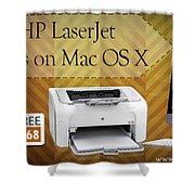 Set Up Hp Laserjet 1020 Drivers On Mac Os X Shower Curtain