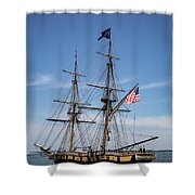Setting Out To Sail Shower Curtain