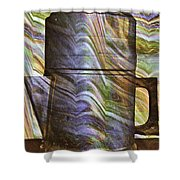 Seven Cups Shower Curtain