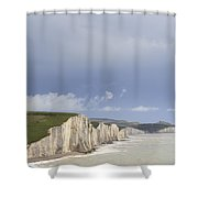Seven Sisters  - 4 Shower Curtain