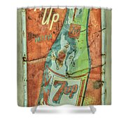 Seven Up Fresh Up Shower Curtain