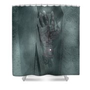 Sever Your Ties Shower Curtain