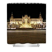 Sevilla Seville Andalucia Spain Shower Curtain