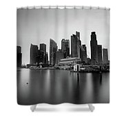 SG Shower Curtain