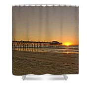 Sh213266 Garden City Sunrise Shower Curtain
