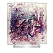 Shack First Movement Shower Curtain