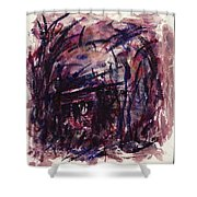 Shack Third Movement Shower Curtain