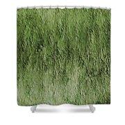 Shadow Moss Shower Curtain