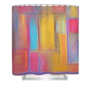 Shadows And Light Shower Curtain