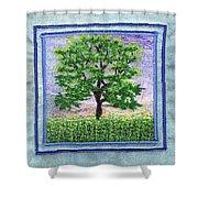 Shadygrove Shower Curtain