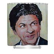 Shah Rukh Khan Shower Curtain