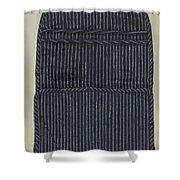 Shaker Case Shower Curtain